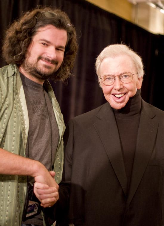 Roger Ebert and Me